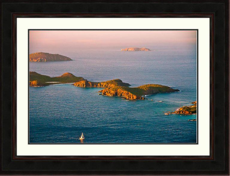 Aerial-sailboat-Virgin Islands, Caribbean-travel-Ron Levy Photography