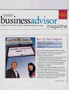 Business couple-WellsFargo_magazine-Soldotna-Alaska- Ron Levy Photography