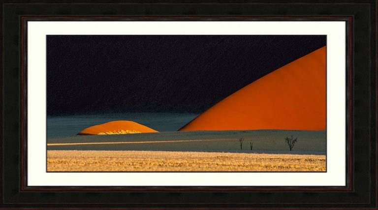 Sand Baby-dunes-Sossusvlei, Namibia-Ron Levy Photography