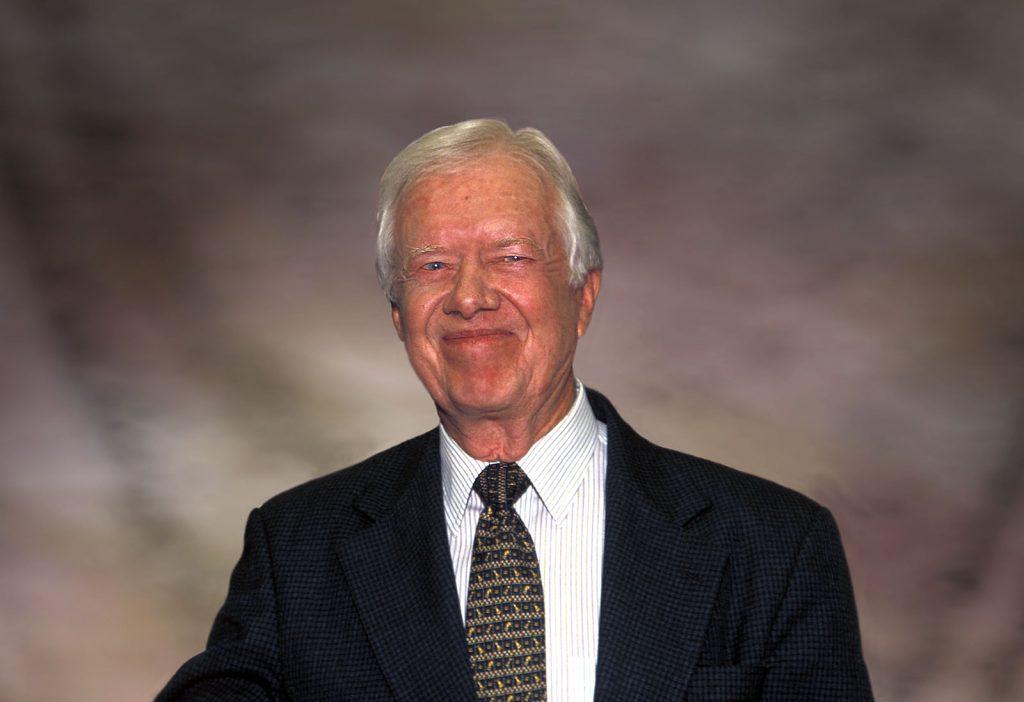President Carter at 20th anniversary of ANILCA, Alaska